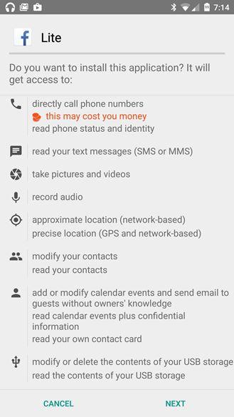 FACEBOOK LITE APPLICATION APP DOWNLOAD - App [Télécharger